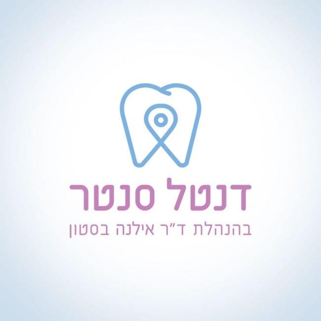 עיצוב לוגו פרופיל סנטל סנטר
